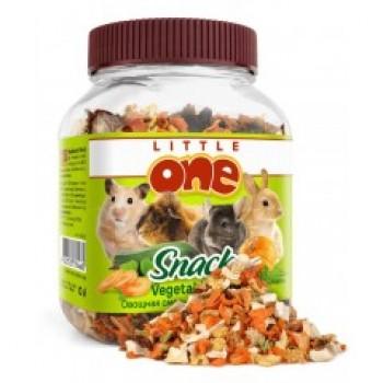 Little One Лакомство. Овощная смесь д/всех видов грызунов 150 гр