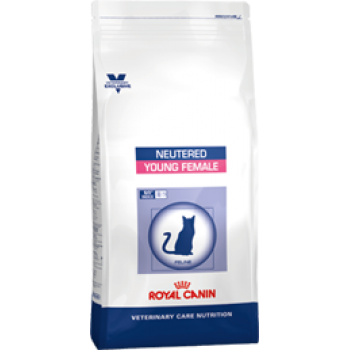 Royal Canin ВКН Ньютрид Янг Фимэйл 1,5кг