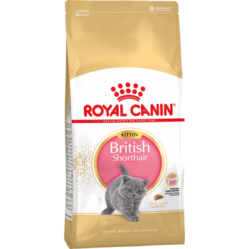 Royal Canin Киттен Британская короткошерстная 2кг