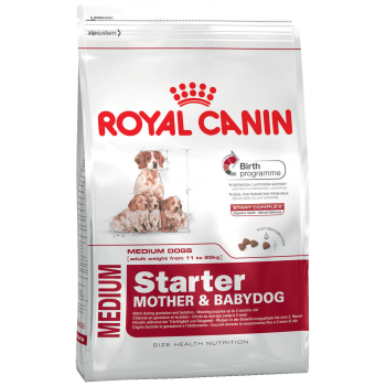 Royal Canin Медиум стартер 4кг